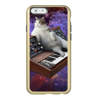 keyboard cat - cat memes - crazy cat incipio feather® shine iPhone 6 case