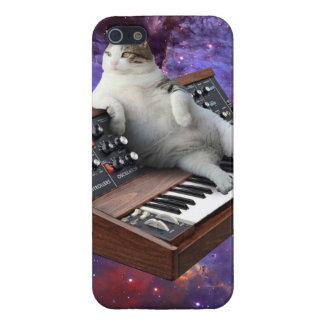 keyboard cat - cat memes - crazy cat iPhone 5 case