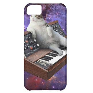 keyboard cat - cat memes - crazy cat iPhone 5C case