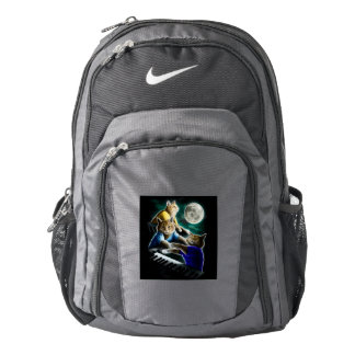 keyboard cat - cat music - cat memes backpack