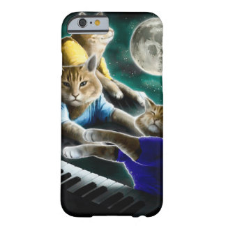 keyboard cat - cat music - cat memes barely there iPhone 6 case