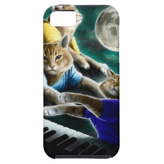 keyboard cat - cat music - cat memes case for the iPhone 5