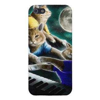 keyboard cat - cat music - cat memes iPhone 5/5S case