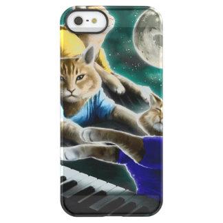 keyboard cat - cat music - cat memes permafrost® iPhone SE/5/5s case