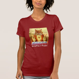 keyboard Cat Church lady shirt