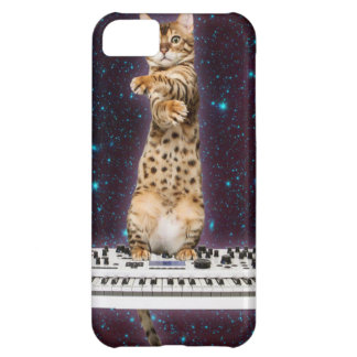 keyboard cat - funny cats  - cat lovers iPhone 5C case