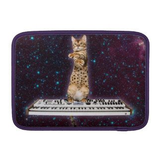 keyboard cat - funny cats  - cat lovers sleeve for MacBook air