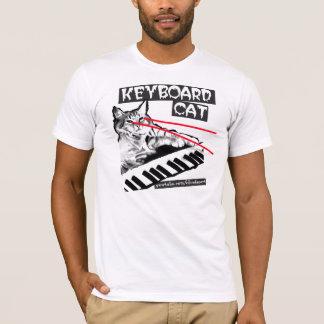 Keyboard Cat Lazer Eyes Shirt! T-Shirt