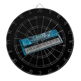 keyboard electronic blue.png dartboard with darts