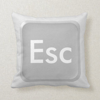Keyboard Escape Key Cushion