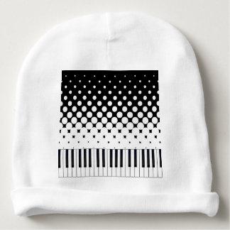 Keyboard Grunge Baby Beanie