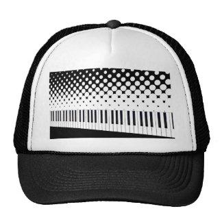 Keyboard Halftone Cap