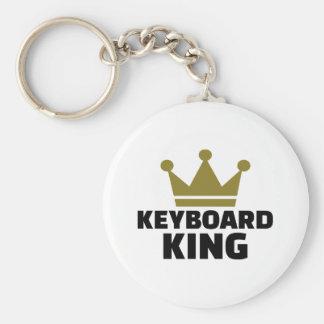 Keyboard King Key Chains