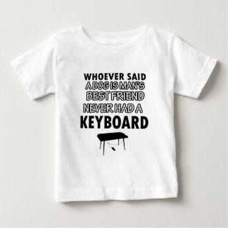 keyboard musical instrument baby T-Shirt