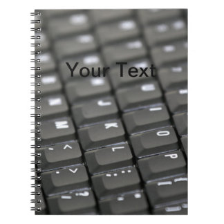 Keyboard Notebooks