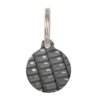 Keyboard Pet Tag