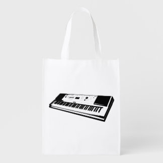 Keyboard Reusable Bag