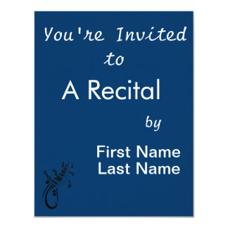 keyboard scroll and notes black.png 11 cm x 14 cm invitation card