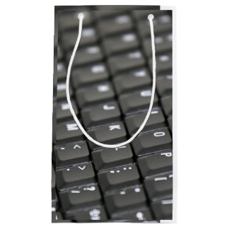 Keyboard Small Gift Bag