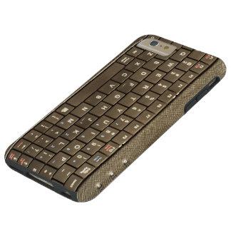 Keyboard Tough iPhone 6 Plus Case