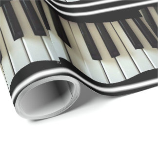 Keyboard Wrapping Paper