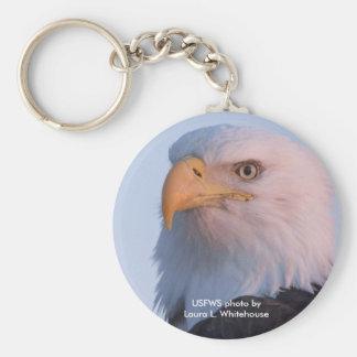 Keychain / Bald Eagle