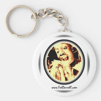 Keychain-Big Bite logo Key Ring
