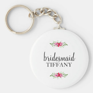 Keychain - bridesmaid