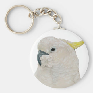 Keychain - Cockatoo