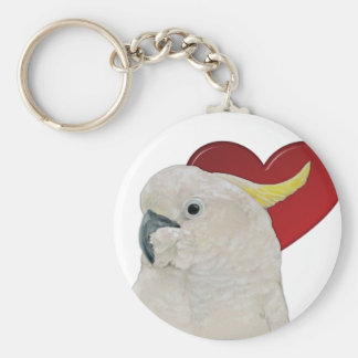 Keychain - Cockatoo