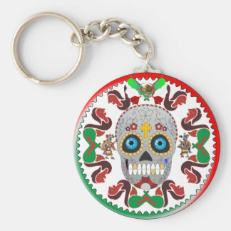 Keychain-Day-of-the-Dead-Ver-1