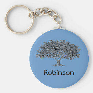 Keychain - Family Tree