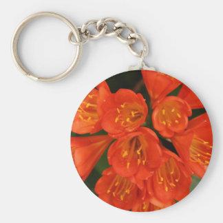 "Keychain, ""Fireweed, # 3649 Key Ring"