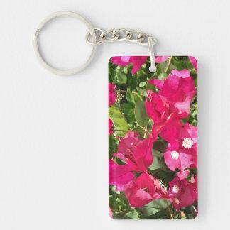 Keychain Floral Christ