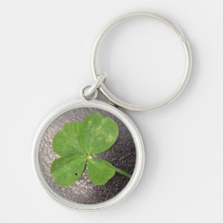 Keychain four leaf clover