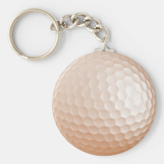 Keychain | Golf Ball - any Colour..