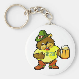 Keychain-Happy St Paddy s Day Irish
