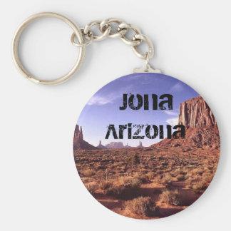Keychain-Jona Arizona Key Ring