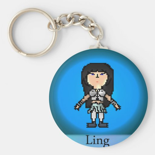 Keychain Ling