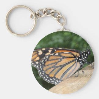 Keychain - Monarch Butterfly