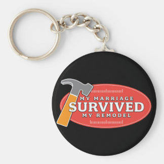 Keychain - My Marriage Survived My Remodel