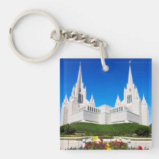 Keychain San Diego Temple
