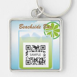 Keychain Template Beachside Bar