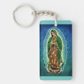 Keychain Virgen de Guadalupe