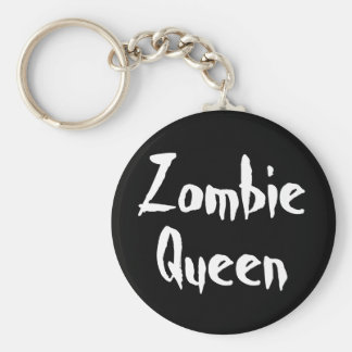 Keychain, Zombie Queen Key Ring