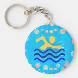 Keychains Cool mind in hot times