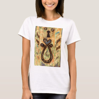 Keyhole & Heart T-Shirt