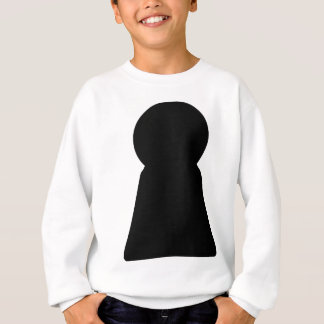 Keyhole Sweatshirt