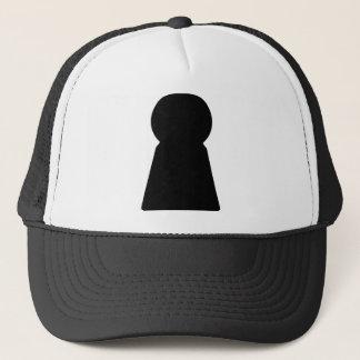 Keyhole Trucker Hat