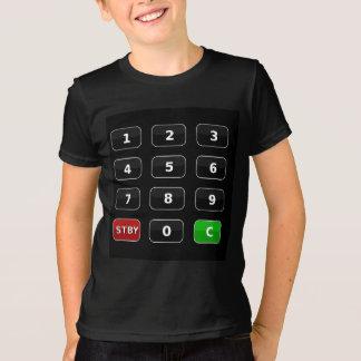 Keypad Kids' American Apparel Fine Jersey T-Shirt